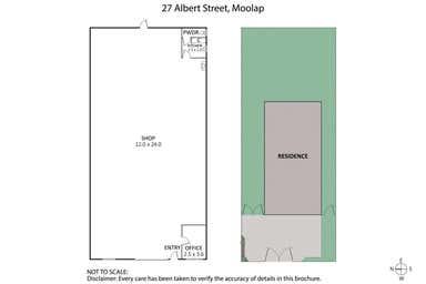 27  Albert Street Moolap VIC 3224 - Floor Plan 1