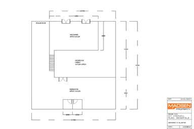 6&7, 1 Stockwell Place Archerfield QLD 4108 - Floor Plan 1