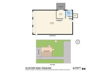 10 Factory Road Trafalgar VIC 3824 - Floor Plan 1