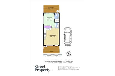 1-8, 36  Church Street Mayfield NSW 2304 - Floor Plan 1