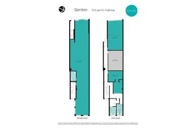 Level GF, 763 Pacific Highway Gordon NSW 2072 - Floor Plan 1