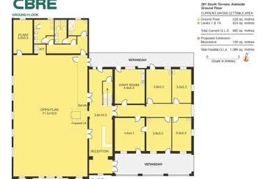 261 South Terrace Adelaide SA 5000 - Floor Plan 1
