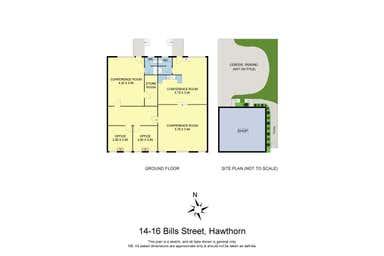 14-16  Bills Street Hawthorn VIC 3122 - Floor Plan 1