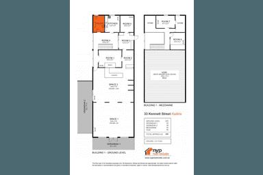 33 Kennett Street Kadina SA 5554 - Floor Plan 1