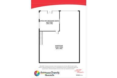 1/46 Mitchell Road Cardiff NSW 2285 - Floor Plan 1