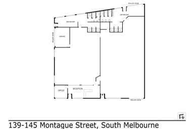 139-145 Montague Street South Melbourne VIC 3205 - Floor Plan 1