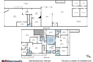 Wing & Co., 6 Russell Street Sandy Bay TAS 7005 - Floor Plan 1