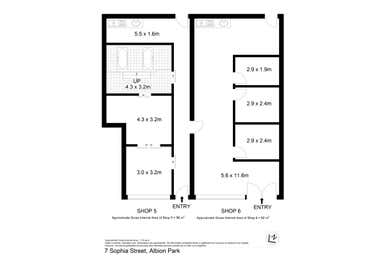 5 & 6/7 Sophia Street Albion Park NSW 2527 - Floor Plan 1