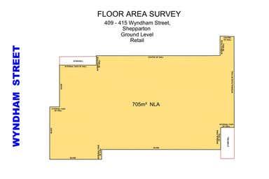 409 - 415  Wyndham Street Shepparton VIC 3630 - Floor Plan 1