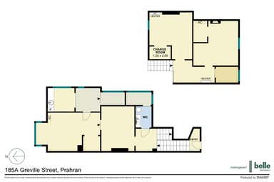 185A Greville Street Prahran VIC 3181 - Floor Plan 1