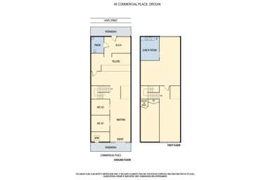 49 Commercial Place Drouin VIC 3818 - Floor Plan 1