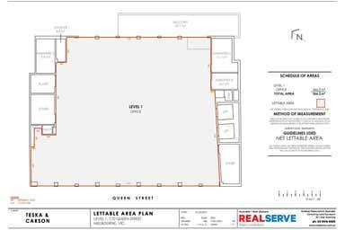 170 Queen Street Melbourne VIC 3000 - Floor Plan 1