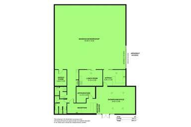 47 Jacobsen Crescent Holden Hill SA 5088 - Floor Plan 1