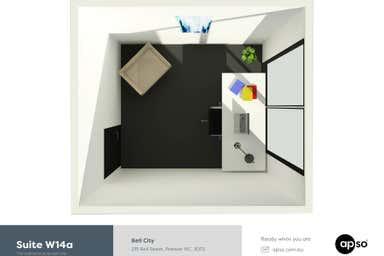Bell City, Suite West 14a, 215 Bell Street Preston VIC 3072 - Floor Plan 1