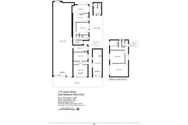 115  Lawes Street East Maitland NSW 2323 - Floor Plan 1