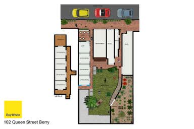 102 Queen Street Berry NSW 2535 - Floor Plan 1