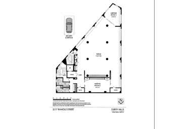 Level 2, 17 Randle Street Surry Hills NSW 2010 - Floor Plan 1