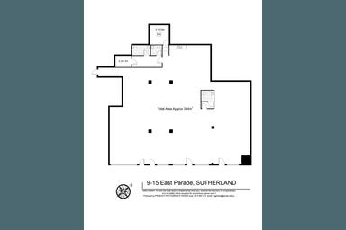 2/9-15 East Parade Sutherland NSW 2232 - Floor Plan 1