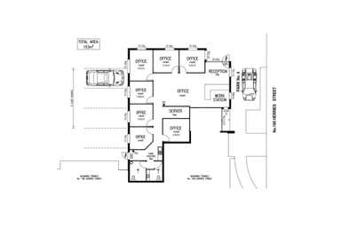2/106-108 Herries Street East Toowoomba QLD 4350 - Floor Plan 1