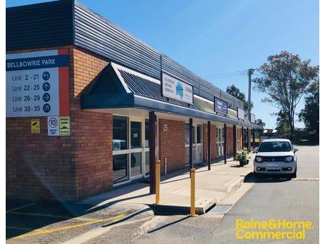 Unit 22 & 23, 10 Bellbowrie Street, Bellbowrie Business Park, Port Macquarie, NSW 2444