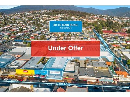 Coogans Retail Portfolio, 80-82 Main Road, Moonah, Tas 7009