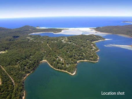Lot 2 Oyster Point, Macwood Road, Smiths Lake, NSW 2428