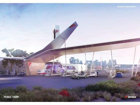 United Petroleum - Perth Airport, Cnr Airport Drive & Paltridge Road, Perth Airport, WA 6105