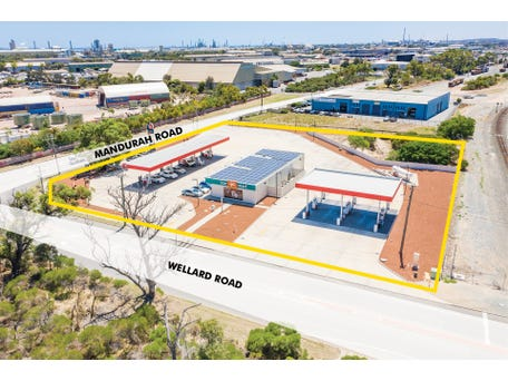 Ampol Truckstop & Service Station, Lot 500 Mandurah Road, Kwinana Beach, WA 6167
