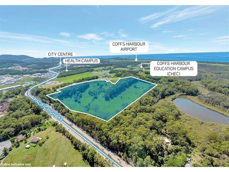 465A Pacific Highway, Coffs Harbour, NSW 2450