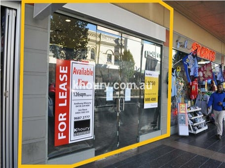 Shop 8 , 197 Church Street, Parramatta, NSW 2150