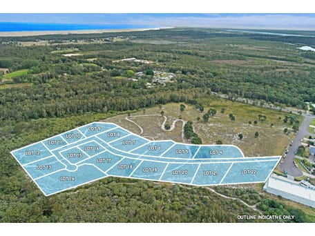 Industrial lots, 60 Port Stephens Drive, Taylors Beach, NSW 2316