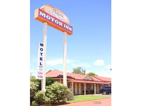 Roma Midtown Motor Inn, Midtown Motor Inn, 41-43 Hawthorne Street, Roma, Qld 4455
