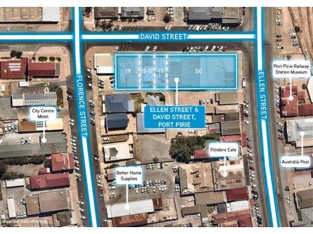 Ellen Street & David Street, Port Pirie, SA 5540