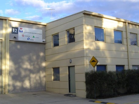 HOMEBUSH BUSINESS PARK 378 Parramatta Road Homebush West NSW 2140