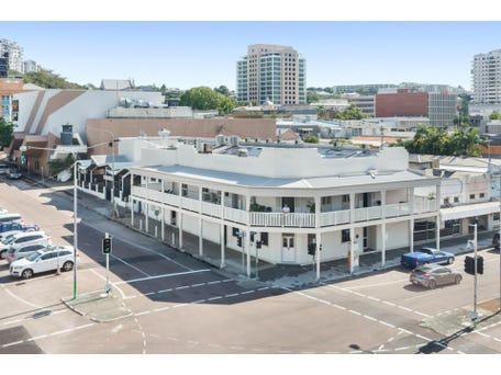 The Newmarket Hotel, 495 Flinders Street, Townsville City, Qld 4810