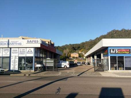 Unit 3, 319 Mann Street, Gosford, NSW 2250