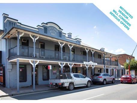 Criterion Hotel, 148 John Street, Singleton, NSW 2330