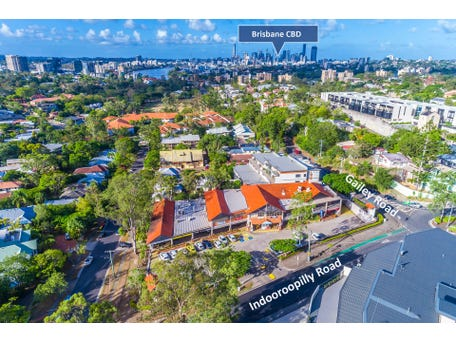 GAILEY FIVEWAYS SHOPPING CENTRE, 144 Indooroopilly Road, Taringa, Qld 4068