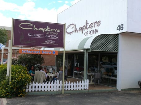 . CHAPTERS OF ROMA, Roma, Qld 4455