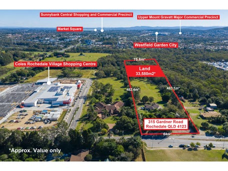 313-315 Gardner Rd, Rochedale, Qld 4123