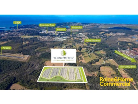 Various Lots, 344 John Oxley Drive (via THRUMSTER NSW (2444)), Port Macquarie, NSW 2444