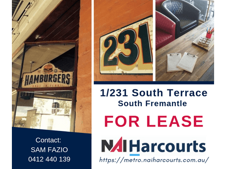 1/231 South Terrace, South Fremantle, WA 6162