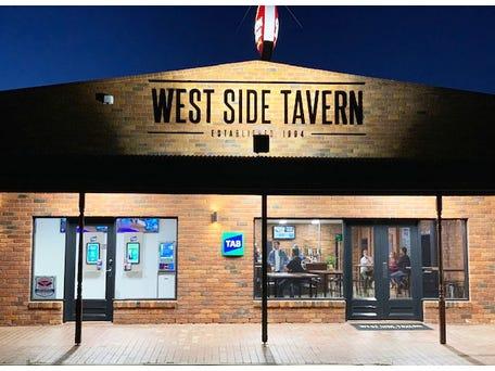 West Side Tavern, 63-67    Appin Street, Wangaratta, Vic 3677