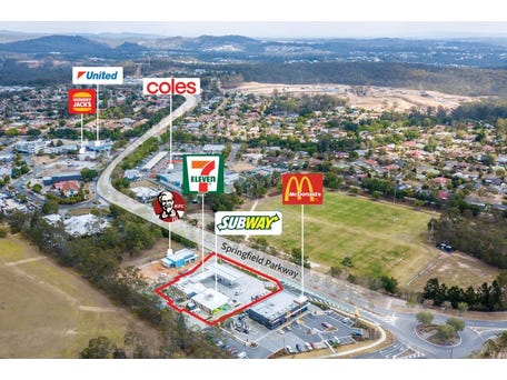 7-Eleven Springfield, 61 Springfield Parkway, Springfield, Qld 4300