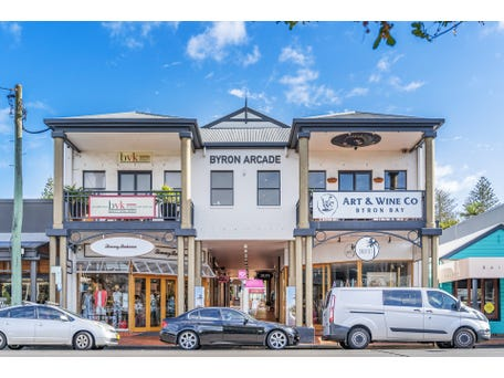 Byron Arcade, 13 Lawson Street, Byron Bay, NSW 2481