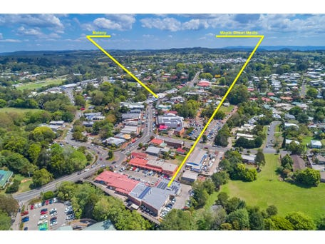 Butcher Shop & Refrigerated Ute, Shop 2, 4 Maple Street, Maleny, Qld 4552