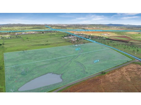 Lot 7 & 8, 10858 Warrego Highway, Charlton, Qld 4350