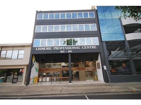 Lismore Profession Centre, Suite 1 Level 2, 103-105 Molesworth Street, Lismore, NSW 2480