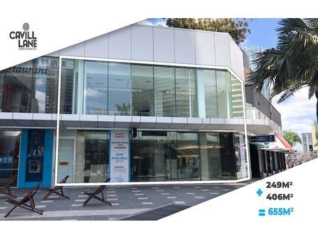 Cavill Lane Retail, 3113 Surfers Paradise Boulevard, Surfers Paradise, Qld 4217