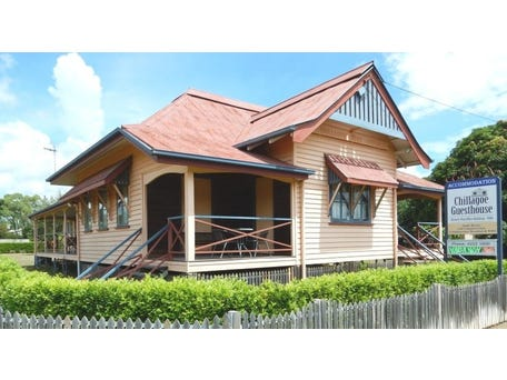 Chillagoe Guest House, 16-18 Queen Street, Chillagoe, Qld 4871